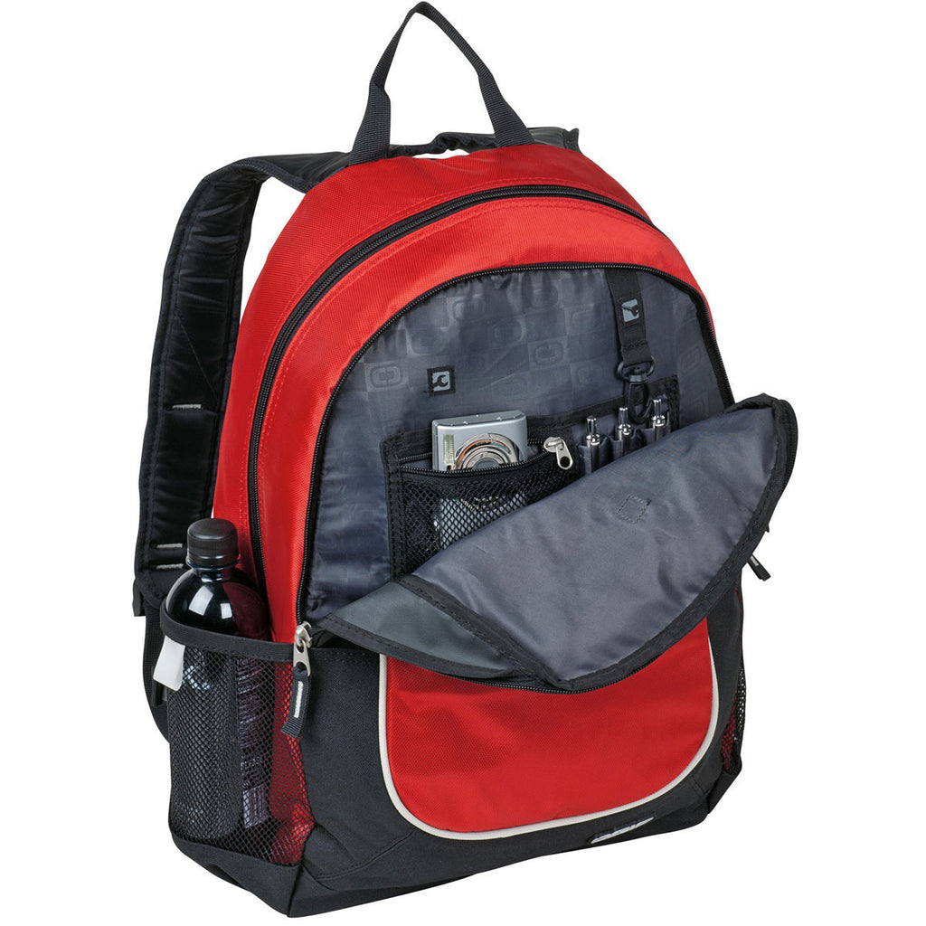 OGIO Red Carbon Backpack