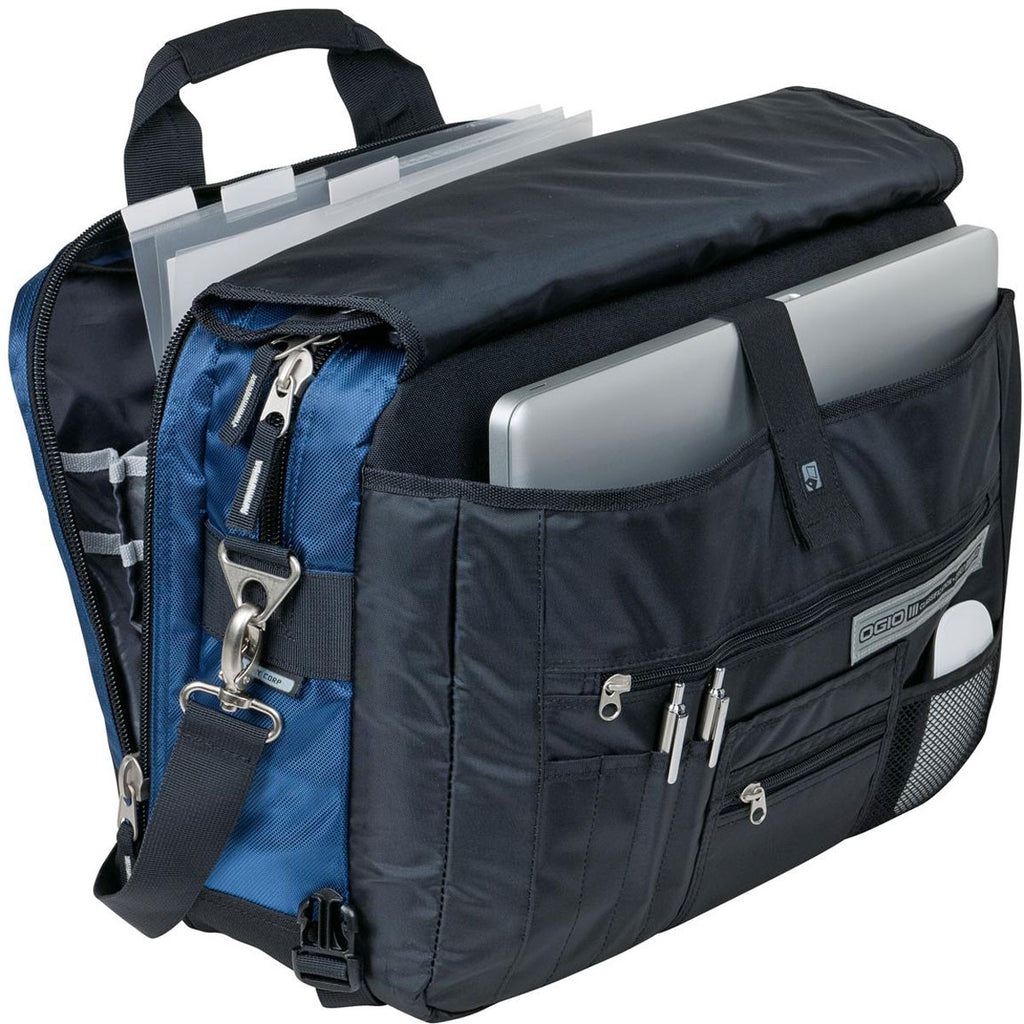 OGIO Royal Blue Corporate City Messenger