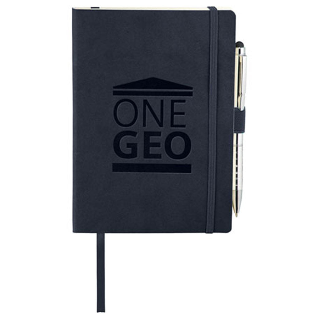 JournalBook Navy Revello Soft Bound Bundle Set