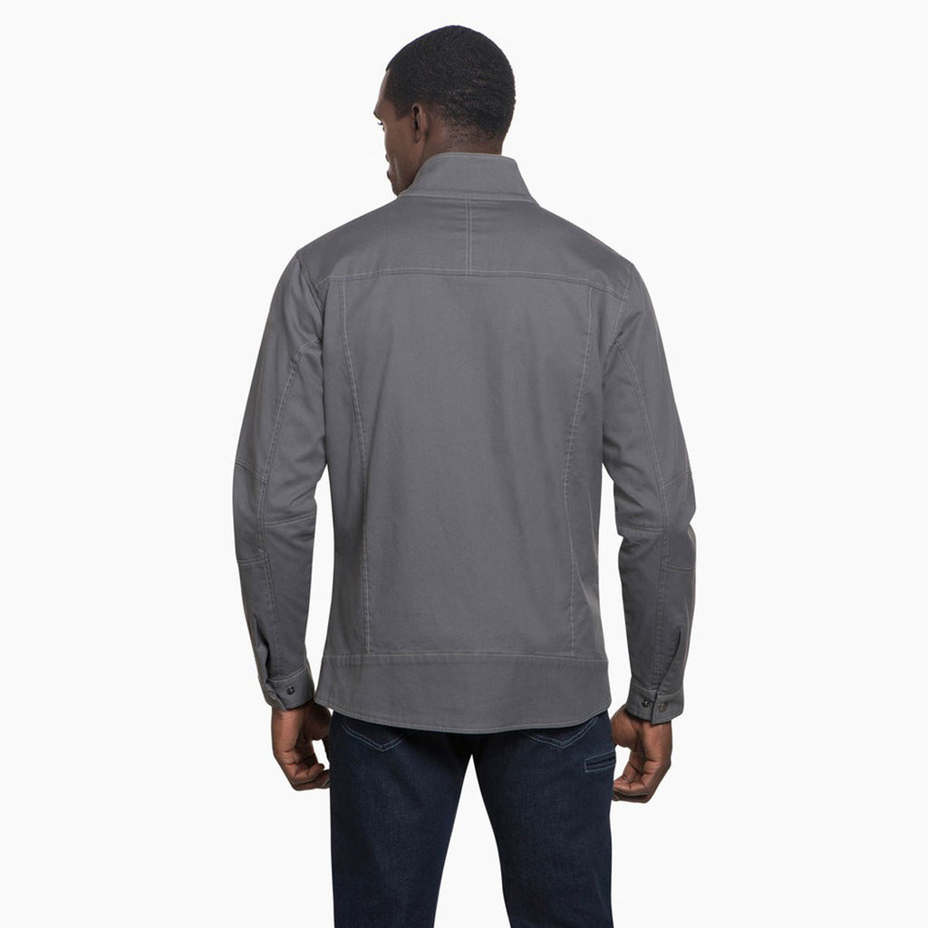 KUHL Men's Rock Grey Doule Kross Jacket