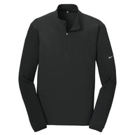 d605e75cca22 Nike Men s Black Dri-FIT Mix Half Zip Pullover