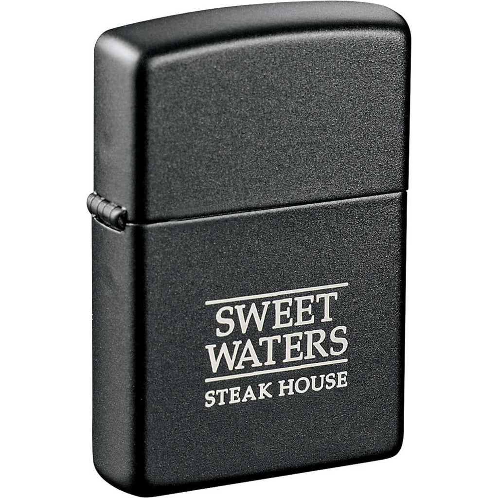 how to get a zippo started