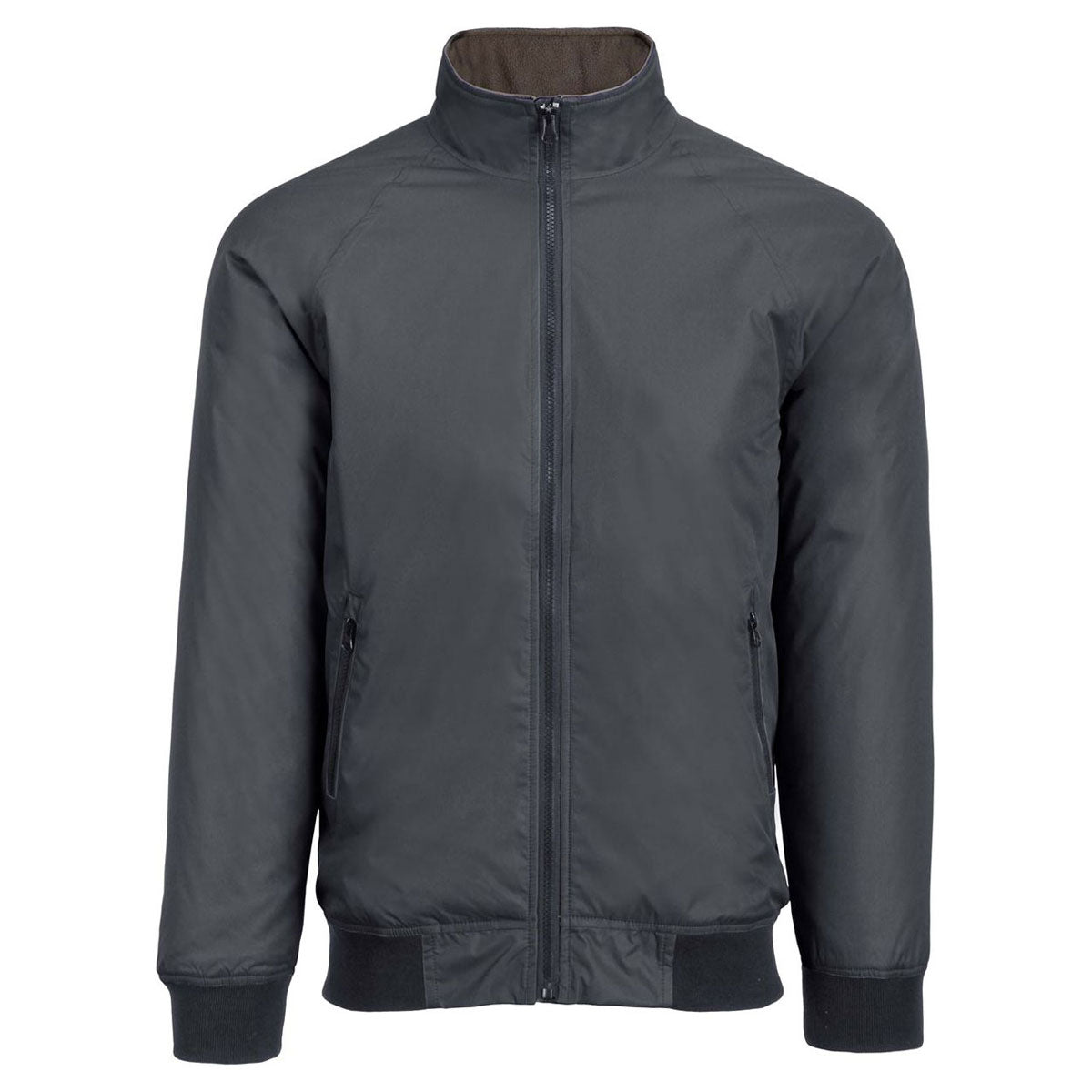 Landway Men's Charcoal New Three Seasons Fleece Jacket