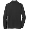 Nike Men's Black/Grey Dri-FIT Stretch 1/2-Zip