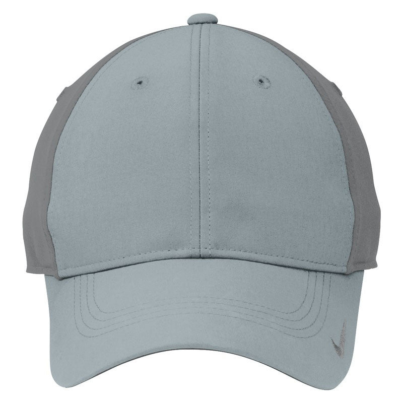Nike Light Grey/Dark Grey Swoosh Legacy 91 Cap