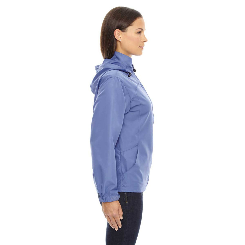 North End Women's Deep Periw Techno Lite Jacket