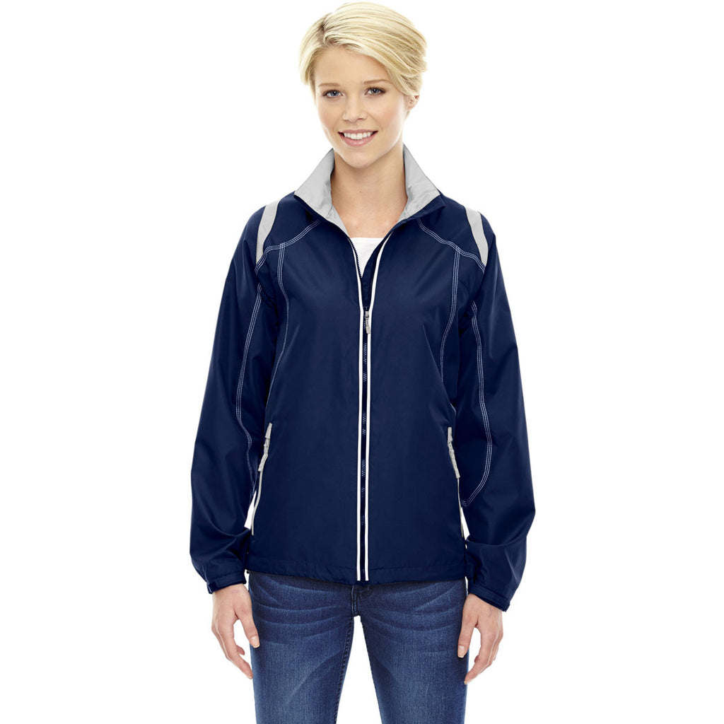 North End Women's Night Endurance Lightweight Colorblock Jacket