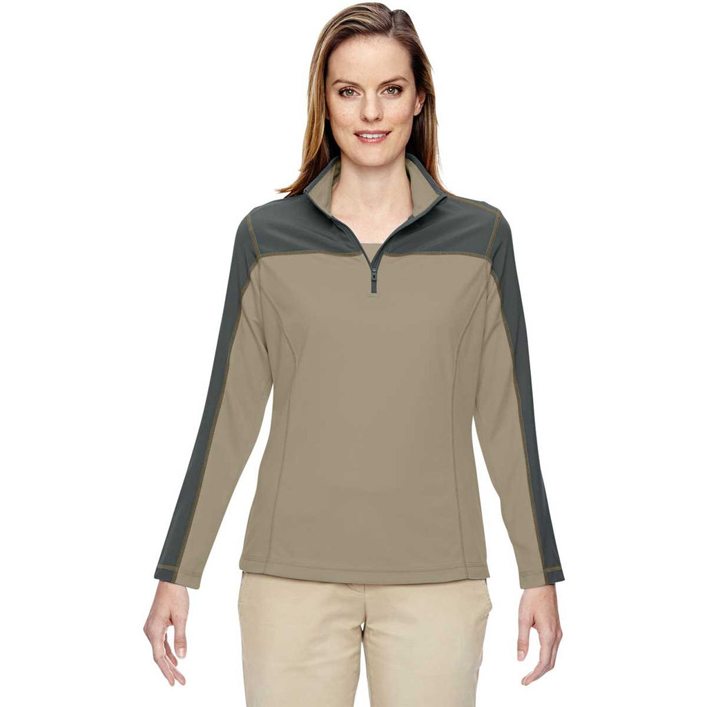 North End Women's Stone Excursion Circuit Performance Half-Zip