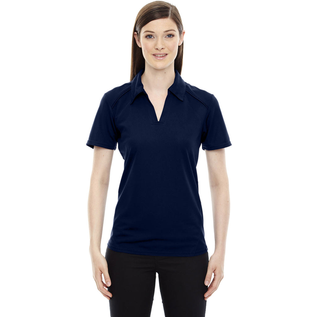 North End Women's Night Performance Pique Polo