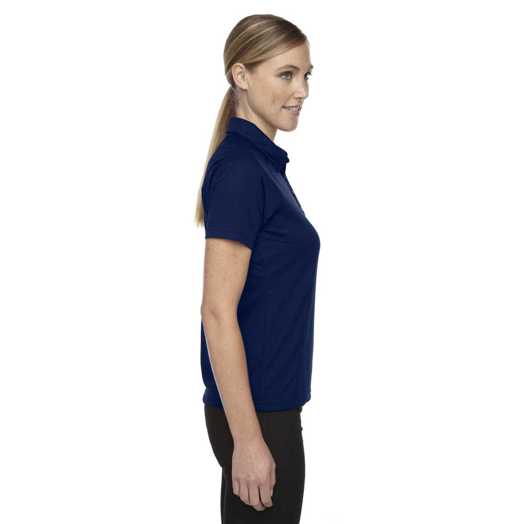 North End Women's Night Dolomite UTK Performance Polo