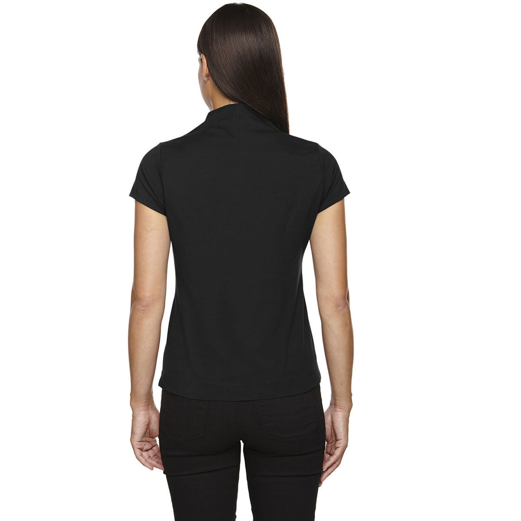 North End Women's Black Weekend UTK Cool Logik™ Performance Polo