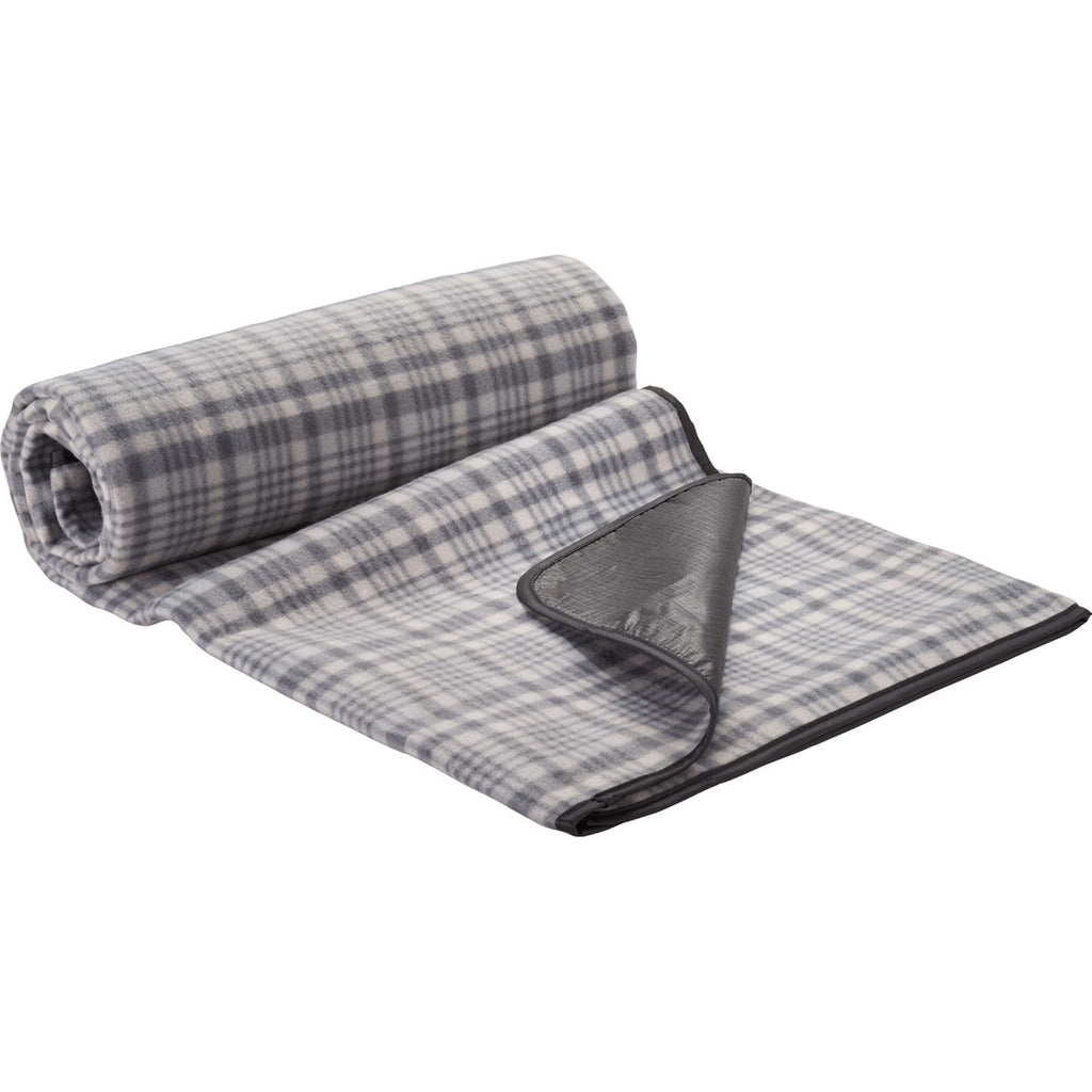 Field & Co. Grey Picnic Blanket