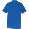 Nike Men's Gym Blue Dri-FIT Smooth Performance Polo