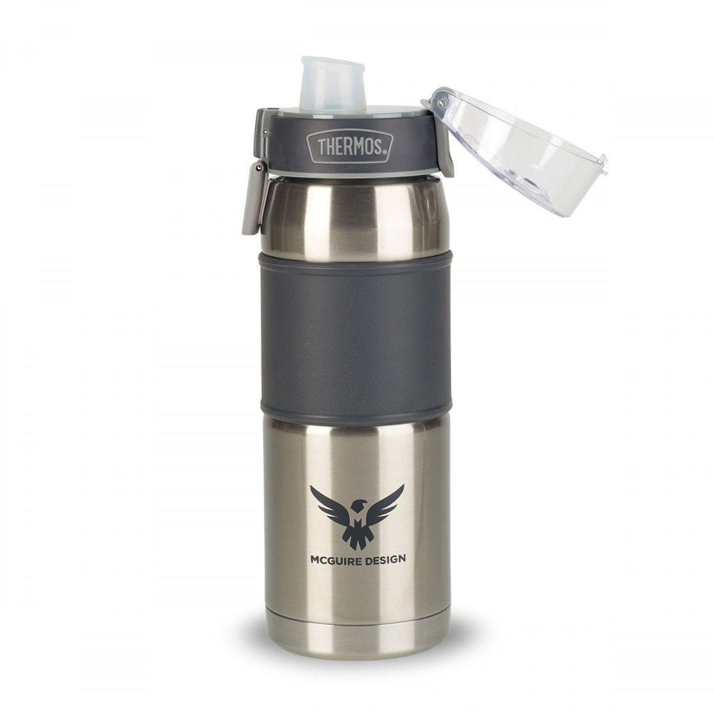 Thermos Stainless Steel Double Wall 24 oz. Hydration Bottle