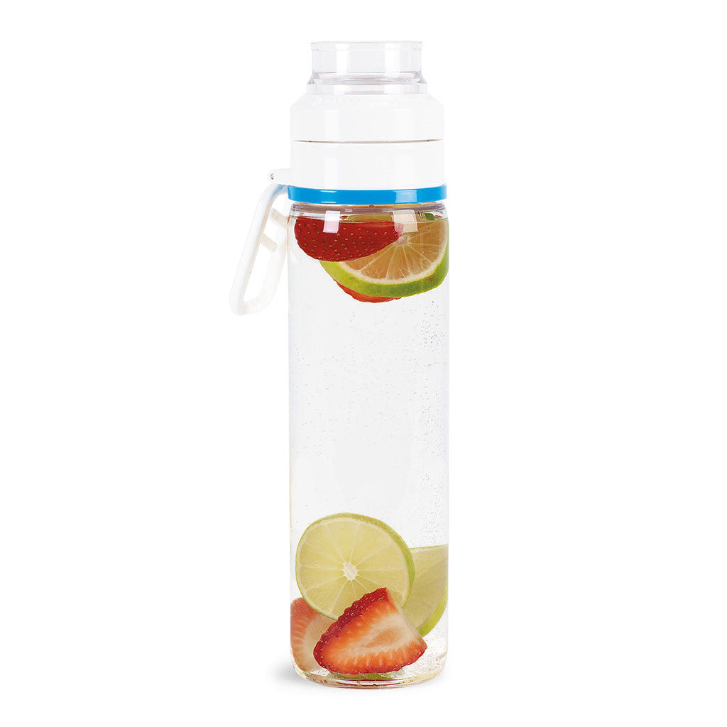 Thermos Clear Adjustable Flow 24 oz. Infuser Bottle