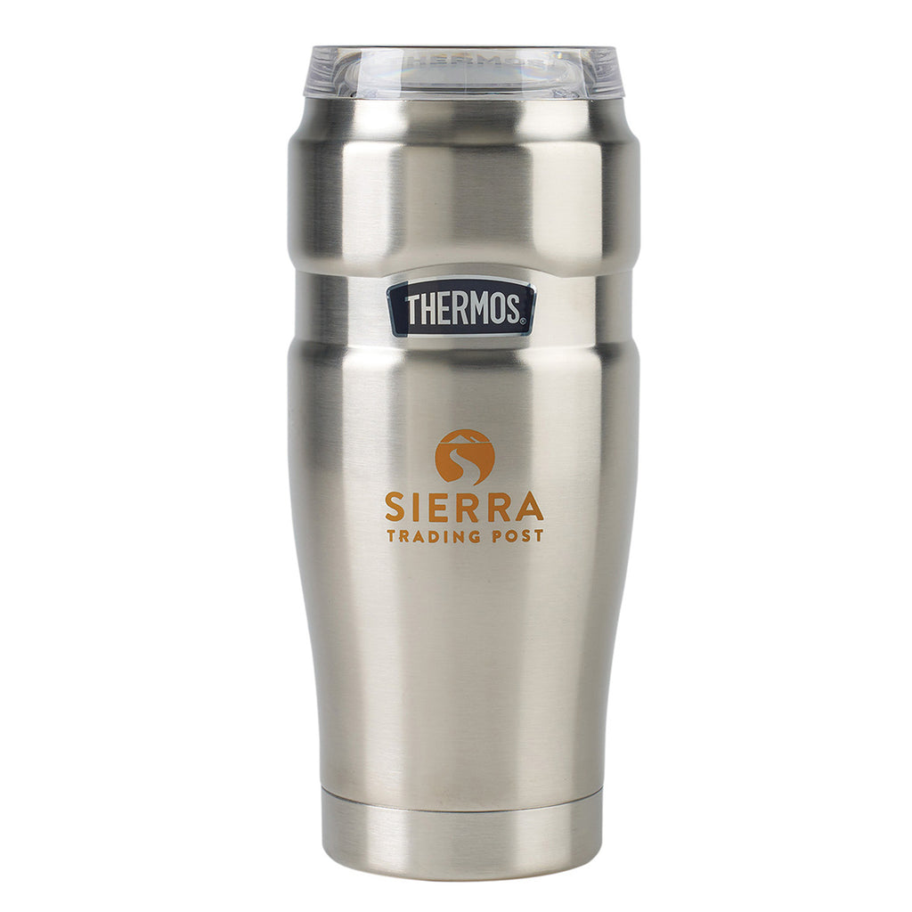 Thermos Stainless Steel King Tumbler with 360 Drink Lid-32oz