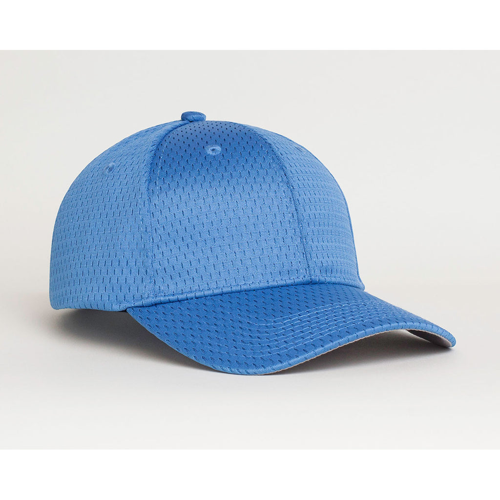 Pacific Headwear Columbia BlueVelcro Adjustable Coolport Mesh Cap 3ecec21d6f7