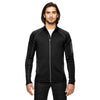 marmot-black-stretch-fleece