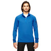 marmot-blue-stretch-fleece-half-zip