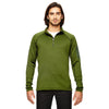 marmot-green-stretch-fleece-half-zip