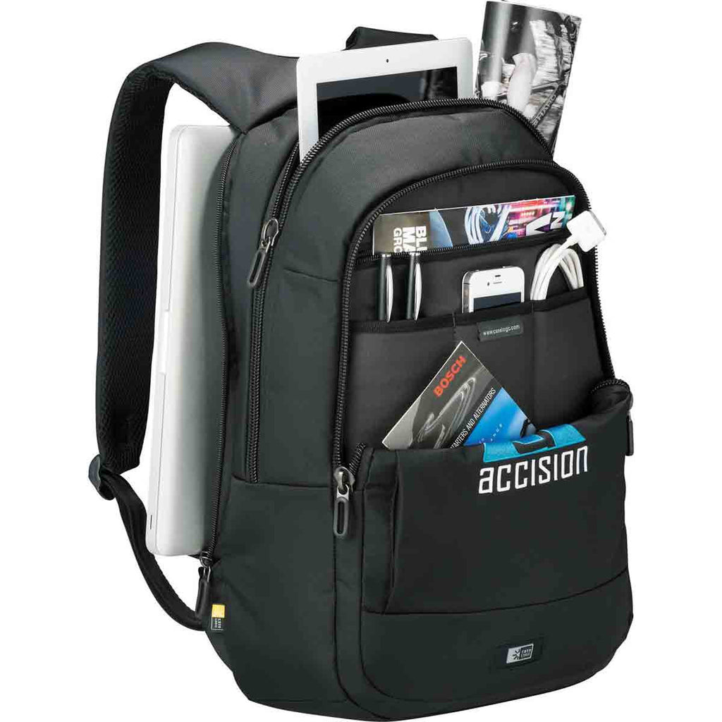 "Case Logic Black 15.6"" Computer and Tablet Backpack"