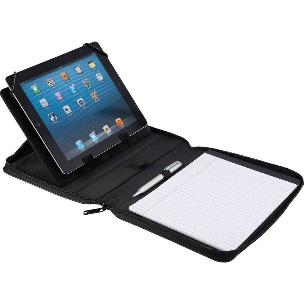 Case Logic Black Sr. Hive Tech Padfolio