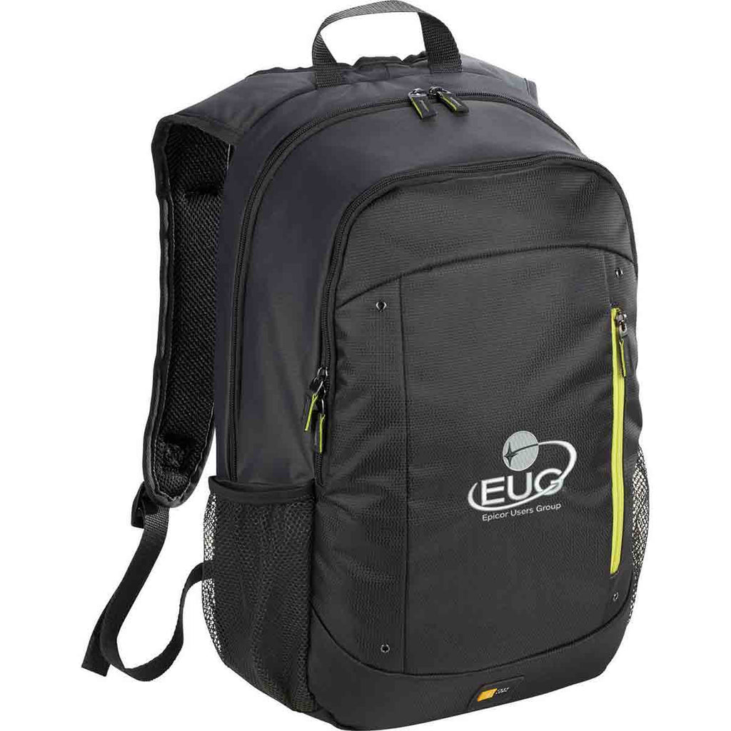 "Case Logic Grey Jaunt 15"" Computer Backpack"