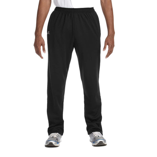 Russell Athletic Men S Black Tech Fleece Pant