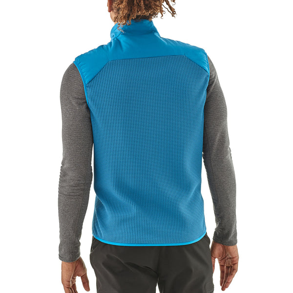 Patagonia Men S Balkan Blue Nano Air Light Hybrid Vest