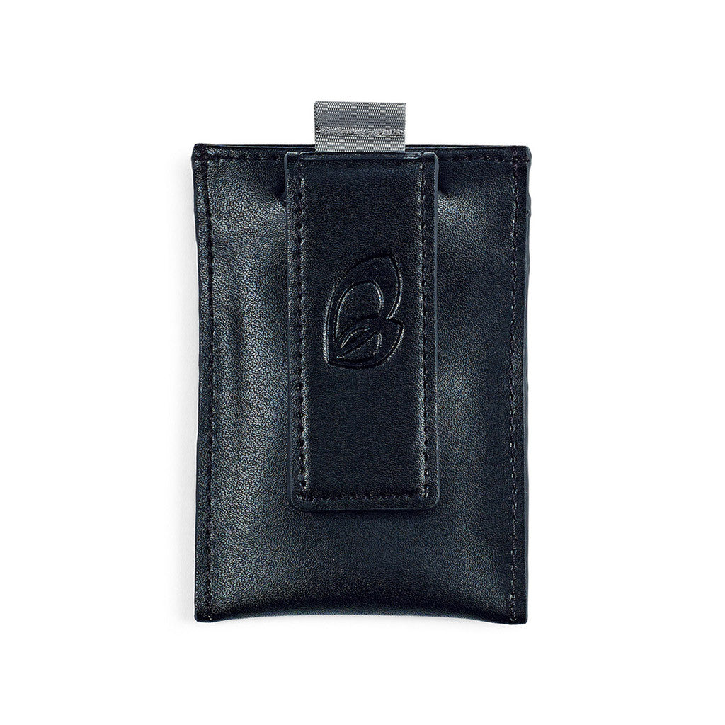 Gemline Black Glenwood Leather Wallet