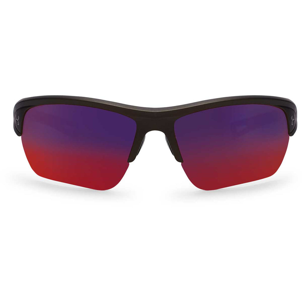 1d61e3228867 Under Armour Ceramic Charcoal UA Octane With Infrared Mirror Lens