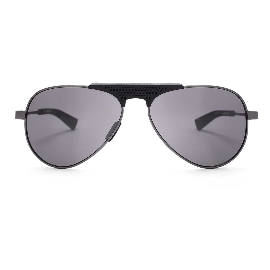 795dffc5ce Under Armour Satin Gunmetal UA Getaway With Grey Lens. ADD YOUR LOGO