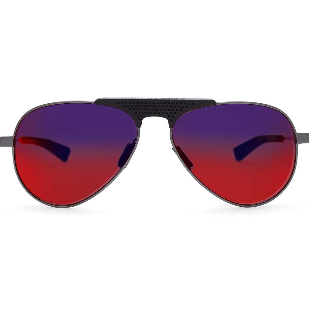 abfd2e846f Under Armour Satin Gunmetal UA Getaway With Infrared Mirror Lens. ADD YOUR  LOGO