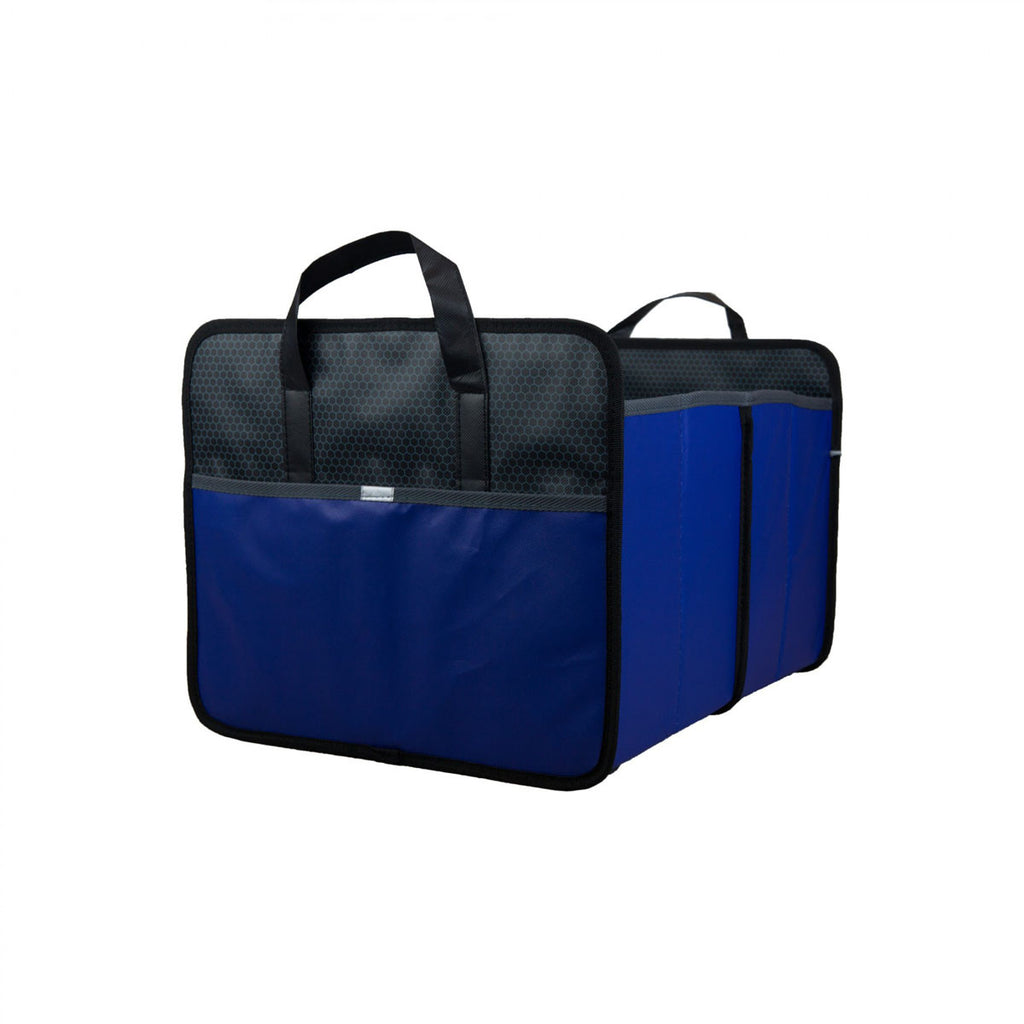 Life in Motion Blue Primary Cargo Box