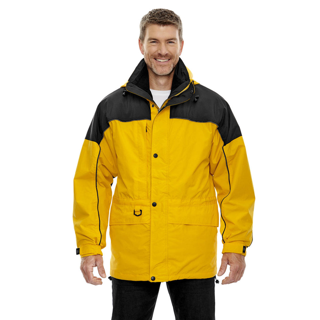North End Men's Sun Ray 3-in-1 Two-Tone Parka
