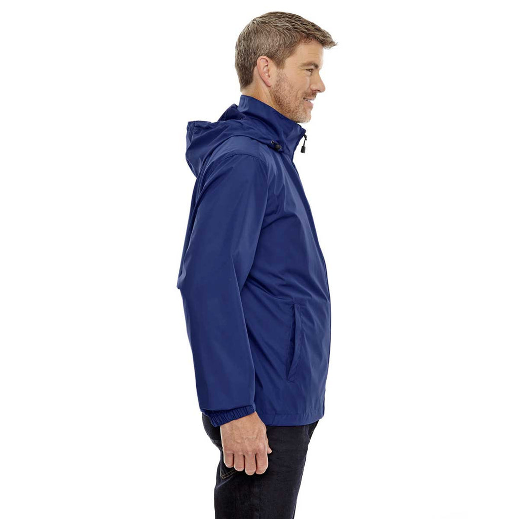 North End Men's Royal Cobalt Techno Lite Jacket