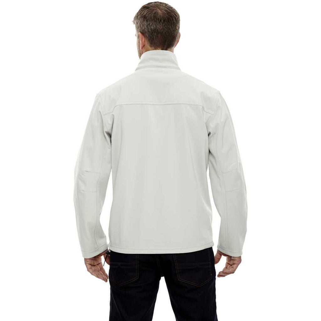 North End Men's Natural Stone Three-Layer Bonded Performance Jacket