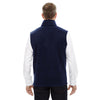 Core 365 Men's Classic Navy Journey Fleece Vest