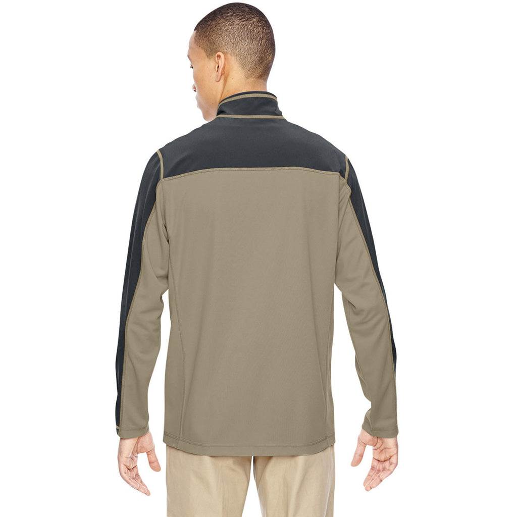 North End Men's Stone Excursion Circuit Performance Half-Zip