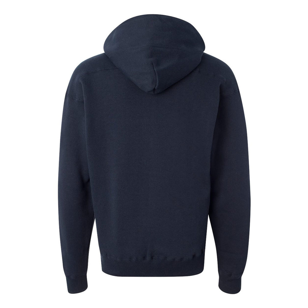 J. America Men's Navy Sport Lace Hooded Sweatshirt
