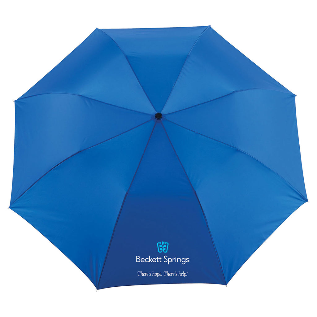 "Totes Royal 55"" NEVERwet Auto Open Folding Golf Umbrella"