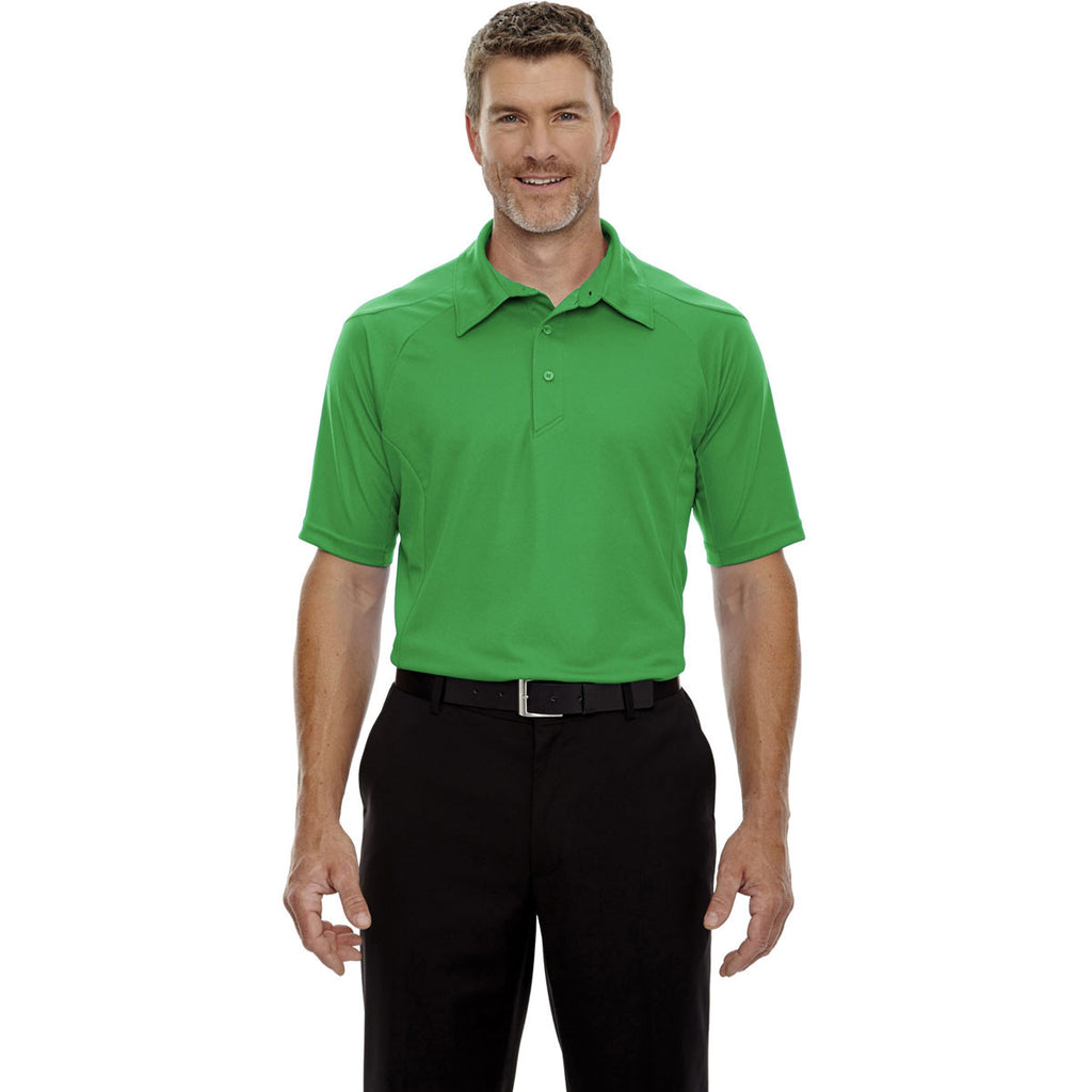 North End Men's Valley Green Dolomite UTK Performance Polo