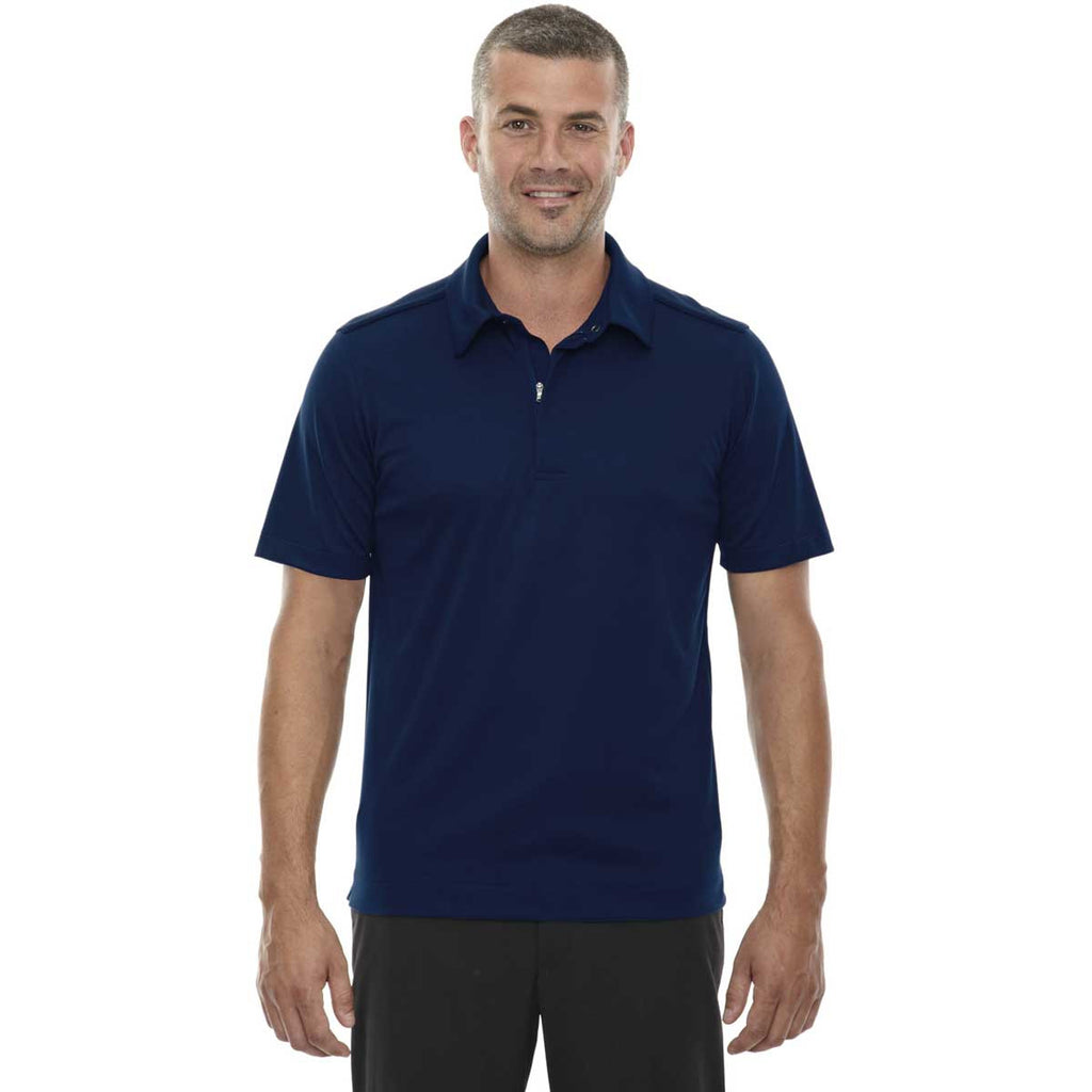 North End Men's Night Evap Quick Dry Performance Polo