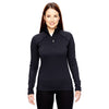 marmot-womens-black-stretch-half-zip