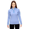 marmot-womens-blue-stretch-half-zip
