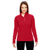 marmot-womens-red-stretch-half-zip