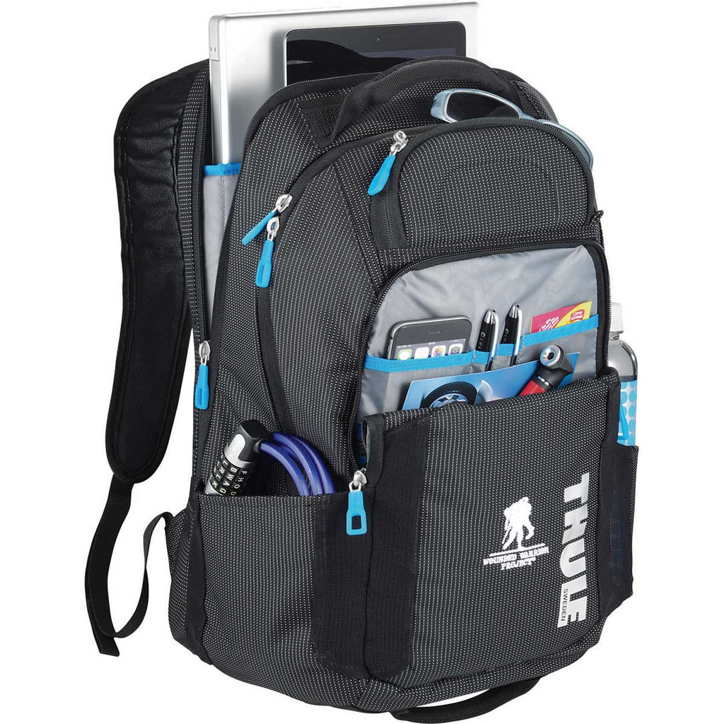 "Thule Black 32L Crossover 17"" Computer Backpack"