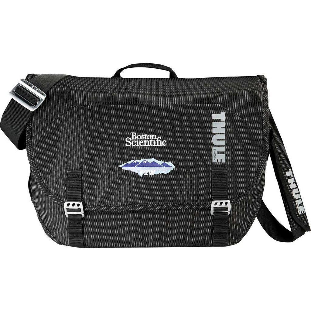 "Thule Black Crossover TSA 15"" Computer Messenger Bag"