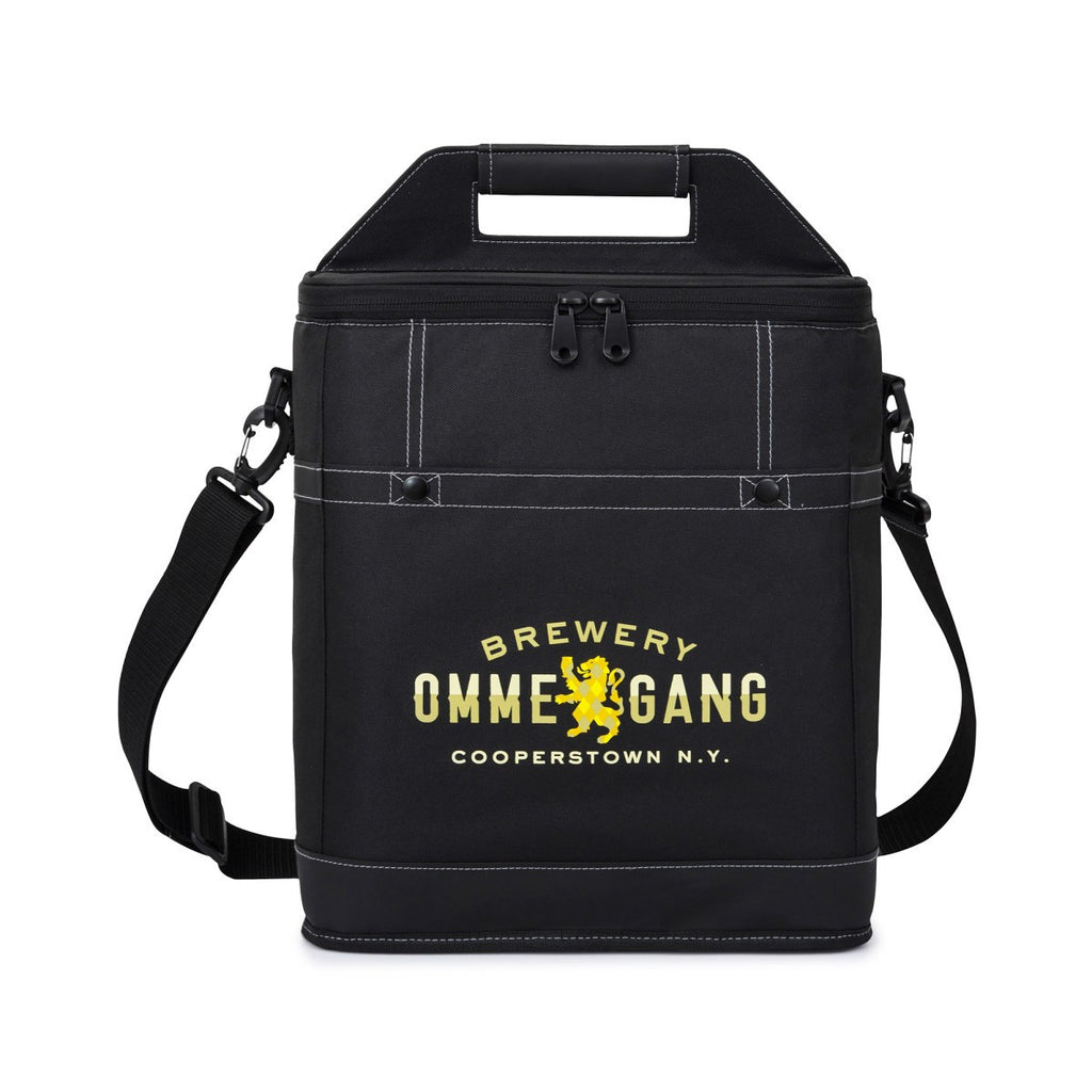 Gemline Black Imperial Insulated Growler Carrier