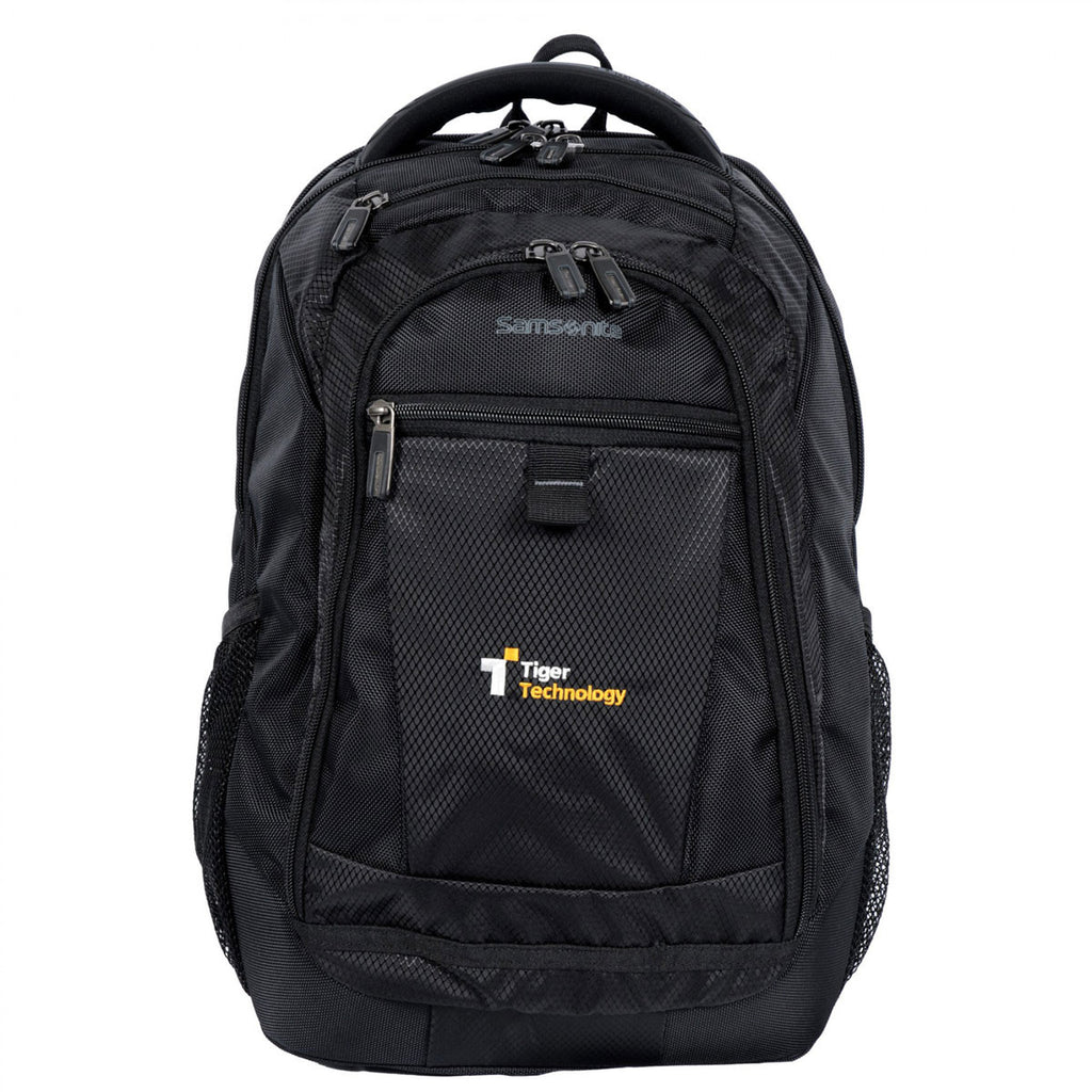 Samsonite Black Tectonic 2 Medium Computer Backpack